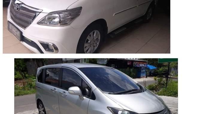 Antara Toyota Innova Lawas dan Honda Freed lawas juga....pilih mana