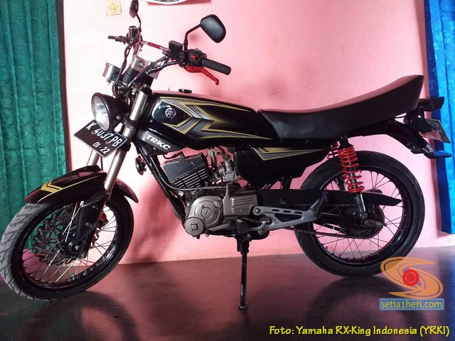 Yamaha RX King tembus 150km/jam, setelah itu brebet. Apa penyebabnya ?