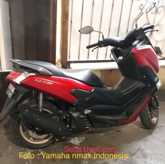Per shock alternatif untuk Yamaha NMAX, enak punya Shogun atau Supra?