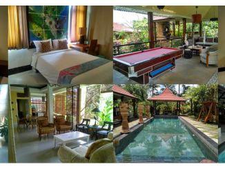 Villa Padi Cangkringan Jogjakarta