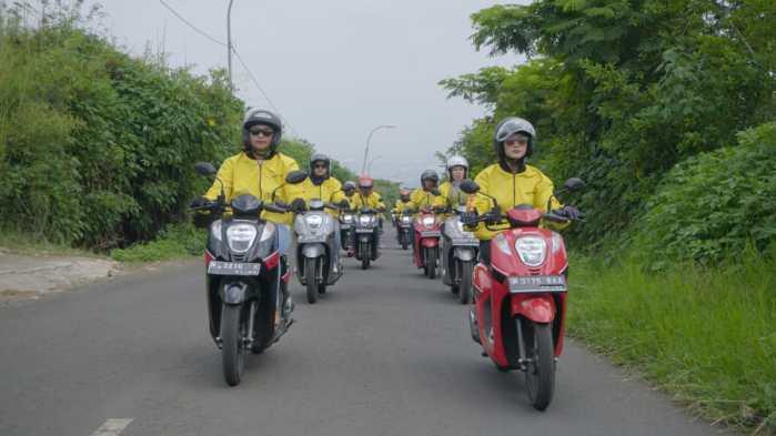 Serunya Liburan Bareng Konsumen Honda Genio di Ngalam