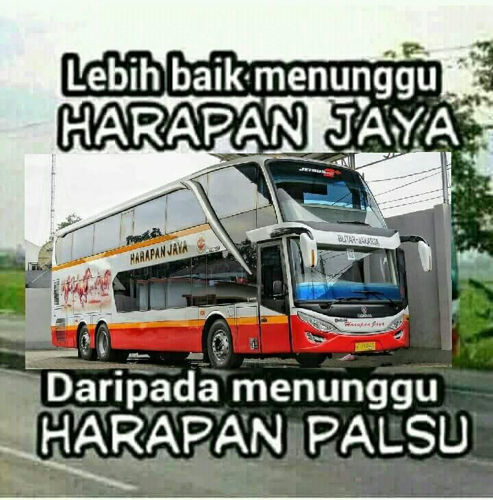 Kata Kata Mutiara Dan Meme Kocak Bus Mania Setia1heri Com