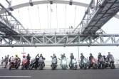 lady biker Honda ADV150 city rolling keliling Kota Surabaya tahun 2019 (7)