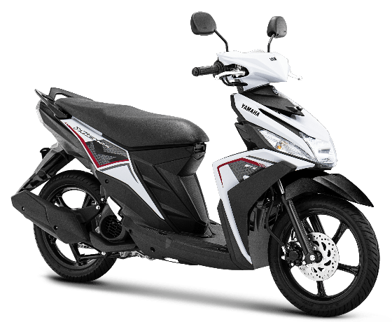 5 Warna baru Yamaha Mio M3 tahun 2020