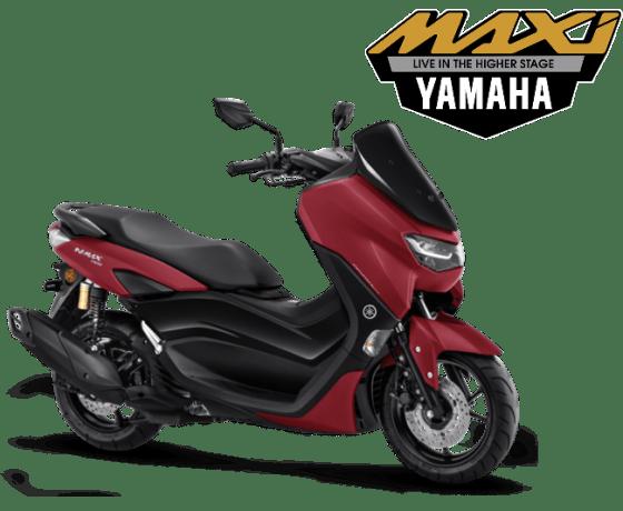 Harga motor baru Yamaha All New Nmax 155 Standard tahun 2020
