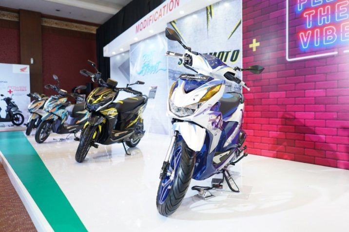 Konsep Modifikasi All New Honda Beat Dan All New Honda Beat Street Tahun 2020 Brosis Setia1heri Com
