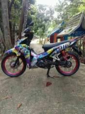 Kumpulan modifikasi sepeda motor livery doraemon (2)