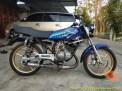 Modifikasi velg palang atau bintang pada Yamaha RX King (5)