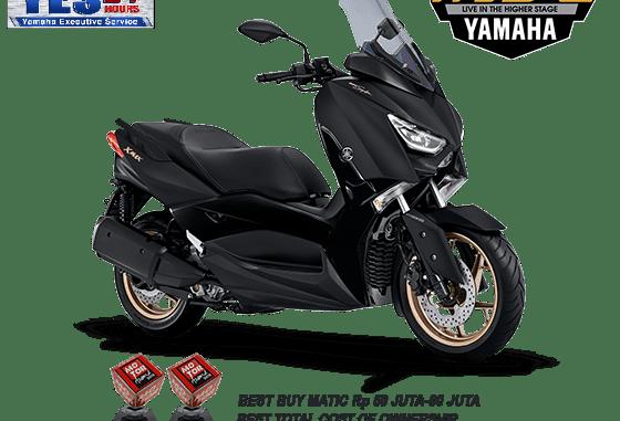 Pilihan warna Yamaha XMAX tahun 2020 ada versi Maxi Signature (4)