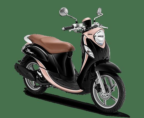 Pilihan warna baru Yamaha Fino tahun 2020