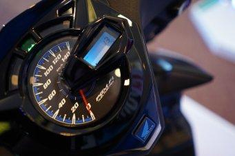 speedometer baru All New Honda BeAT Street tahun 2020 brosis