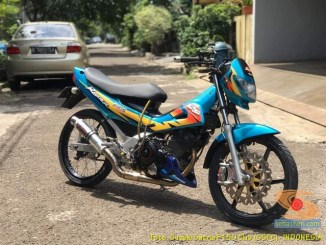 Cerita alasan mengapa biker tetap setia dengan Suzuki Satria Fu