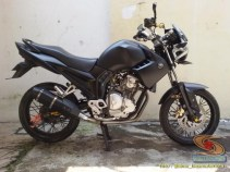Modifikasi evolusi Yamaha Scorpio tahun 2012 asal Kota Madiun (7)