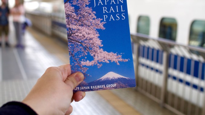 Saat Liburan ke Jepang, Jangan lupa Info Penting tentang Japan Rail Pass brosis.