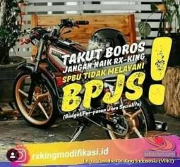 kata mutiara biker rx king