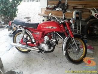 Kumpulan foto motor jadul Suzuki A100 (24)
