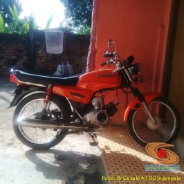 Kumpulan foto motor jadul Suzuki A100 (25)