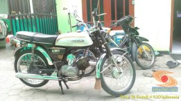Kumpulan foto motor jadul Suzuki A100 (6)