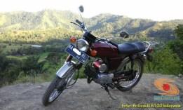 Kumpulan foto motor jadul Suzuki A100 (7)