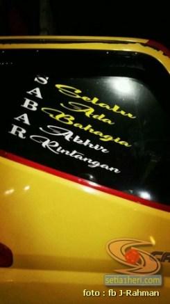 Kumpulan tulisan stiker bak truk dan kata kata mutiara untuk sopir (6)