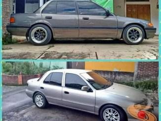 Pilih mana antara Motuba Honda Civic LX dan Timor, monggo disimak mbah...