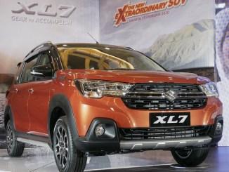mobil SUV Suzuki_XL7_1 tahun 2020