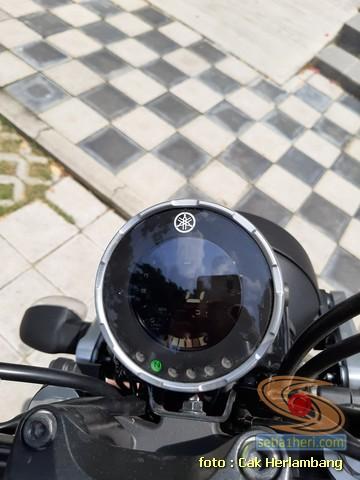 speedometer yamaha xsr-155