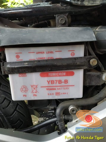 Aki Yuasa cocok buat motor Honda Tiger Revo (1)