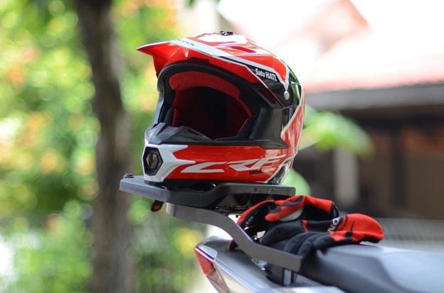 Cara merawat helm motor dengan baik dan benar brosis..