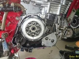 Kampas per kopling alternatif dan subtitusi untuk Honda Tiger (2)