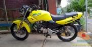 Kumpulan foto nostalgia Honda Tiger 2000 warna kuning brosis.. (11)