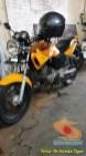 Kumpulan foto nostalgia Tilas Honda Tiger 2000 warna kuning brosis.. (7)