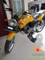 Kumpulan foto nostalgia Tilas Honda Tiger 2000 warna kuning brosis.. (8)