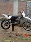 Kumpulan modifikasi trail odong-odong basis mesin Honda Supra X 125 brosis (20)