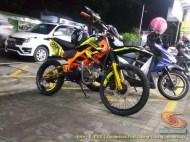Kumpulan modifikasi trail odong-odong basis mesin Honda Supra X 125 brosis (28)
