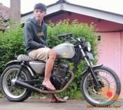 Honda Tiger modif Jap Style atau Scrambler (13)