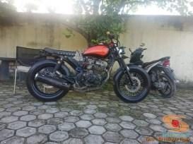 Honda Tiger modif Jap Style atau Scrambler (25)