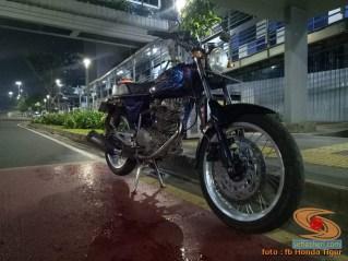 Honda Tiger modif Jap Style atau Scrambler (33)