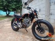 Honda Tiger modif Jap Style atau Scrambler (45)