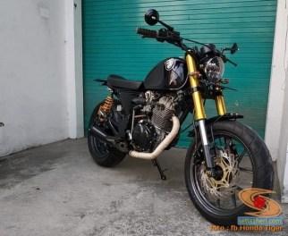 Honda Tiger modif Jap Style atau Scrambler (7)