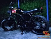 Honda Tiger modif Jap Style atau Scrambler (8)