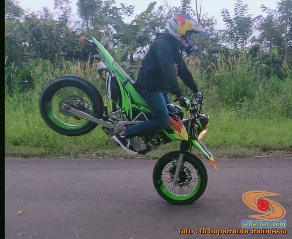 Kualitas velg aftermarket Sprin XD menurut warganet biker supermoto (6)
