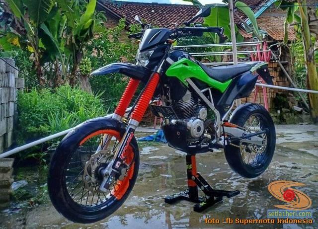 Kualitas velg aftermarket Sprin XD menurut warganet biker supermoto (5)
