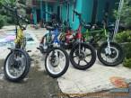 Kumpulan modifikasi BMX Moto trail odong-odong (2)
