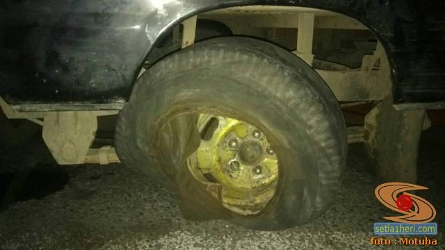 Cerita menyeramkan pecah ban mobil dari warganet, bikin ngeri gans.... (1)