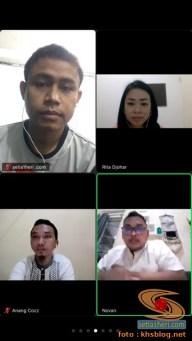 HBH Daring MPM Honda Jawa Timur bareng blogger jatim, Tetap bahagia ditengah pandemi Corona (10)