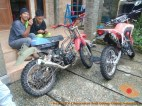 Honda C70 modif trail odong-odong alias bebek trail GTX (4)
