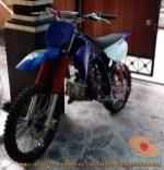Modifikasi trail GTX bebek basis mesin Yamaha Vega tahun 2020 (8)