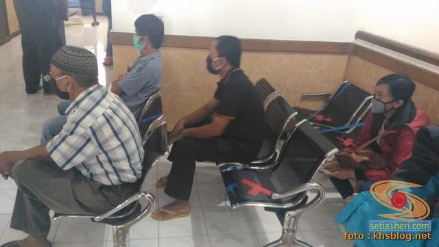 Pengalaman ambil BPKB mbah Tarno di Samsat Surabaya Barat, gagaalll gans.. (1)