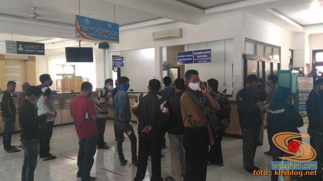 Pengalaman ambil BPKB mbah Tarno di Samsat Surabaya Barat, gagaalll gans.. (6)